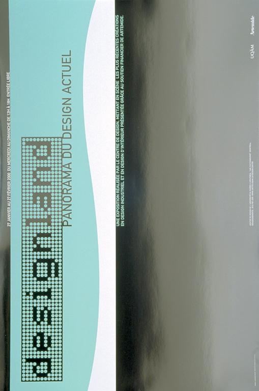2000 - Exposition - Designland Panorama du design actuel ©Alexandre Renzo