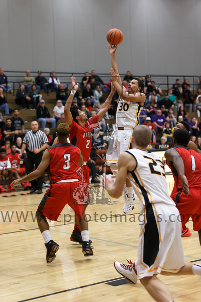 GHS Boys Basketball vs Alton Jan. 30, 2016