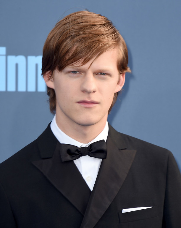 . Lucas Hedges arrives at the 22nd annual Critics\' Choice Awards at the Barker Hangar on Sunday, Dec. 11, 2016, in Santa Monica, Calif. (Photo by Jordan Strauss/Invision/AP)