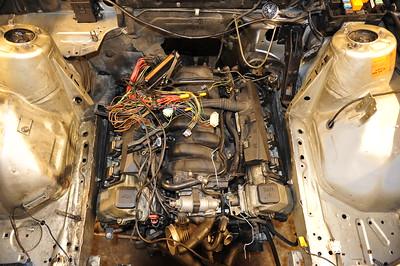 E30 V8 M62 swap