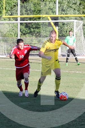 MOBA Soccer