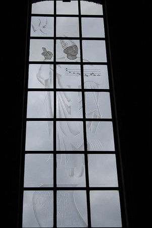 Etched Glas Windows