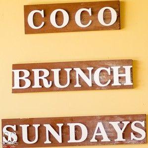 COCO BRUNCH SUNDAYS  @ COCONUT GRILL