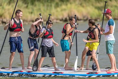 CurveBoardsports SUP Lake