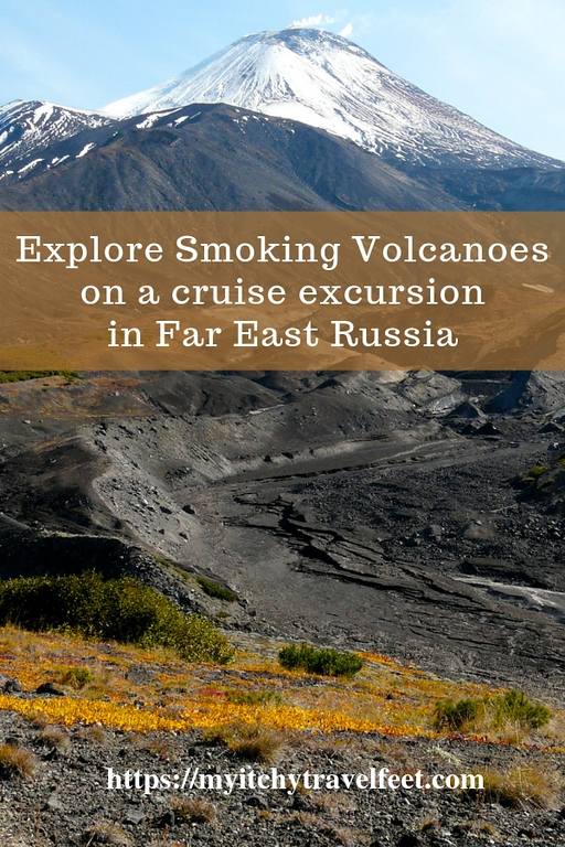 Explore smoking volcanoes on a cruise excursion in Far East Russia.