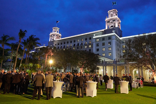 2 - Welcome Reception