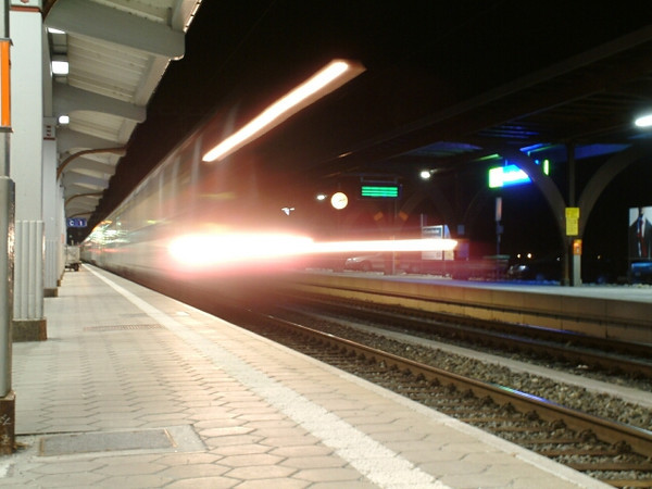 Interlaken West - Night train