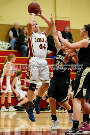 Cardinal Newman Women's JV Basketball