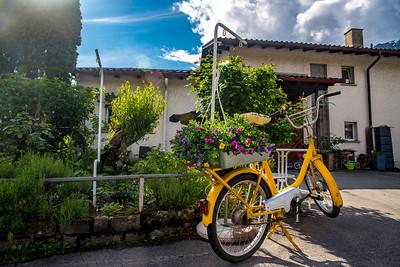 Switzerland's Bikes