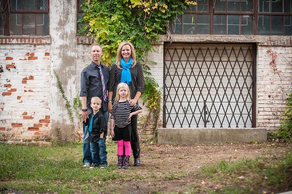 Davenport Family 2014