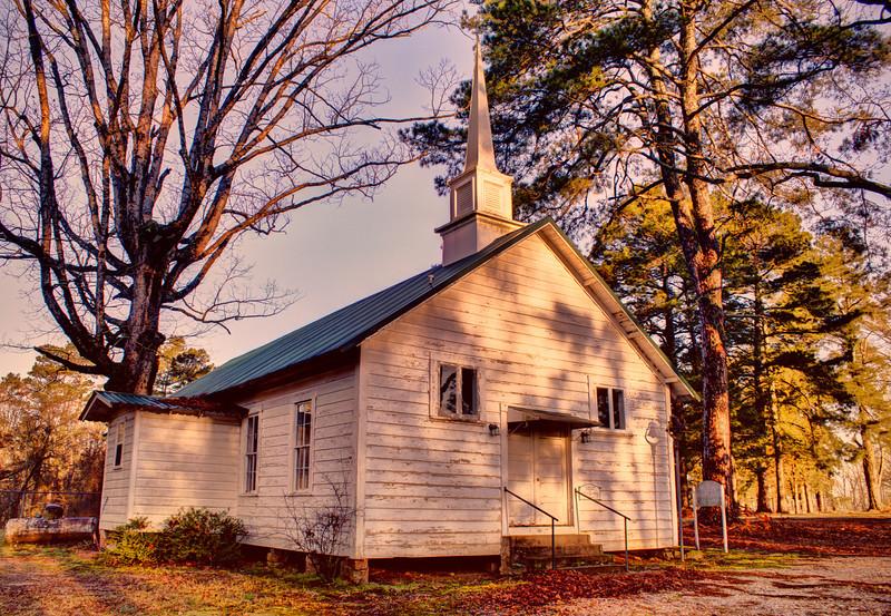 Springhill Church, Murfreesboro, AR