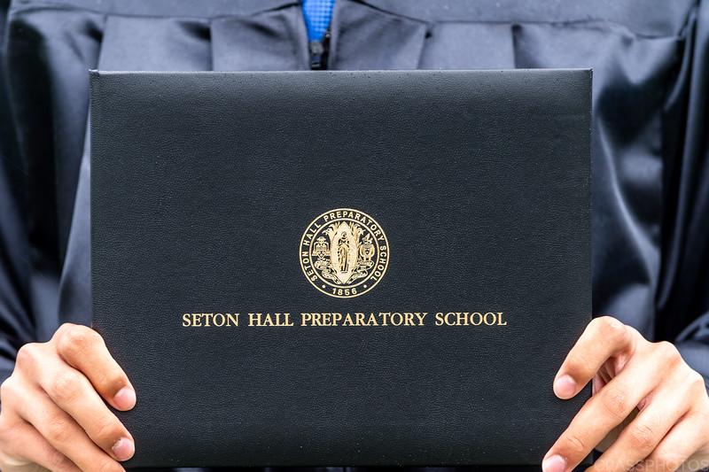 Seton Hall Prep 2021 Graduation