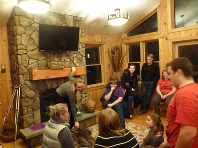 2015 Teen Winter Weekend New Hampshire