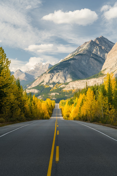 Icefield Parkway, Alberta Canada
