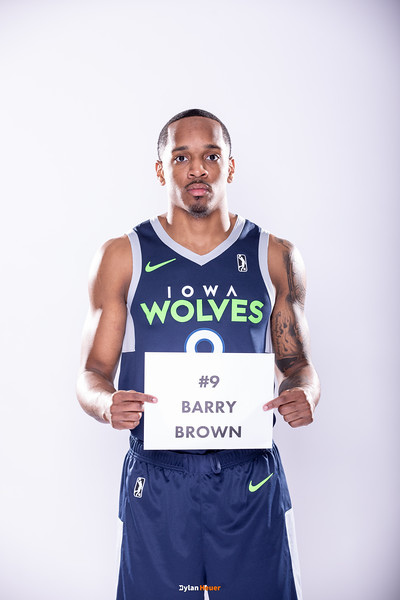 20191103 Iowa Wolves Media Day