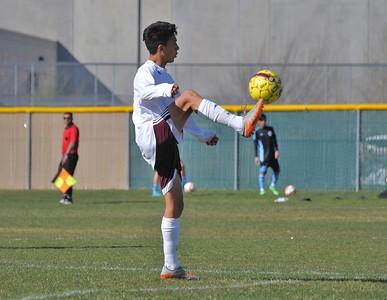 JHS Soccer vs West Jordan 2016