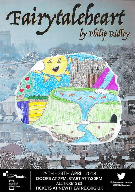 Fairytaleheart poster