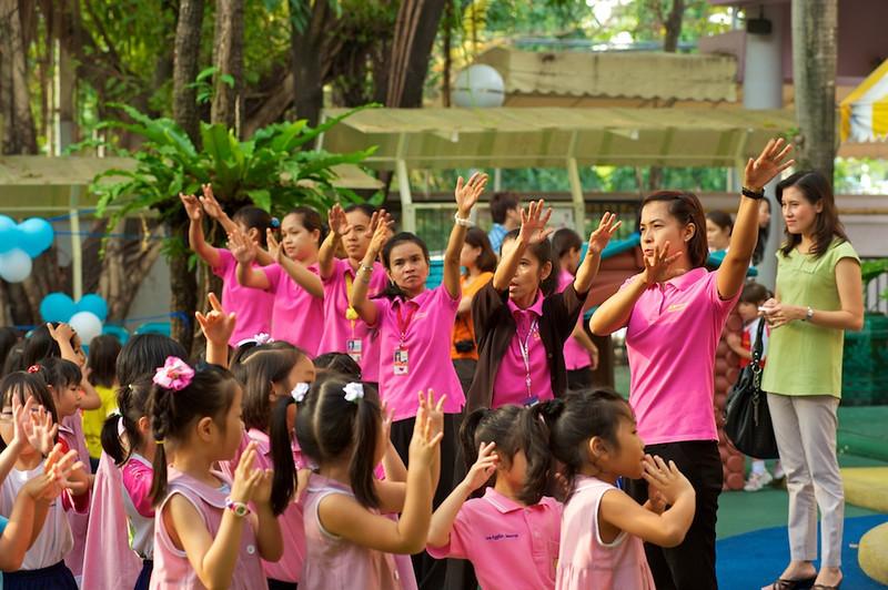 Training for Teacher Cheerleader Contest!.jpg