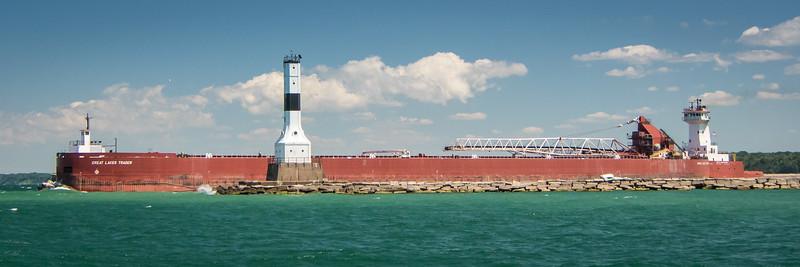 Conneaut Harbor Light