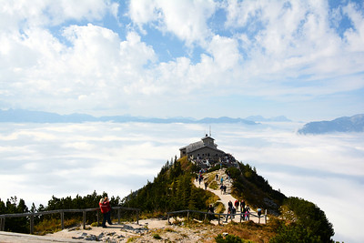 Berchtesgaden and the Eagles Nest