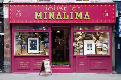 Mina, Miraphora - WORK 0718