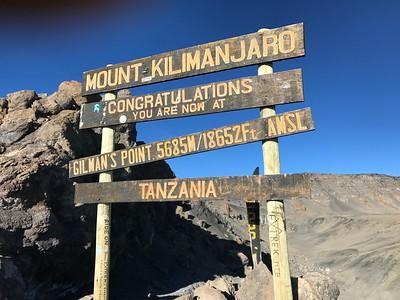 Tanzania-Kilimanjaro-Summit