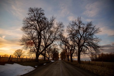 2019-03-17 Nations Road Sunset