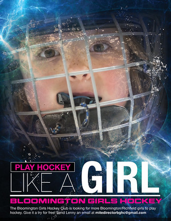 Bloomington Girls Hockey