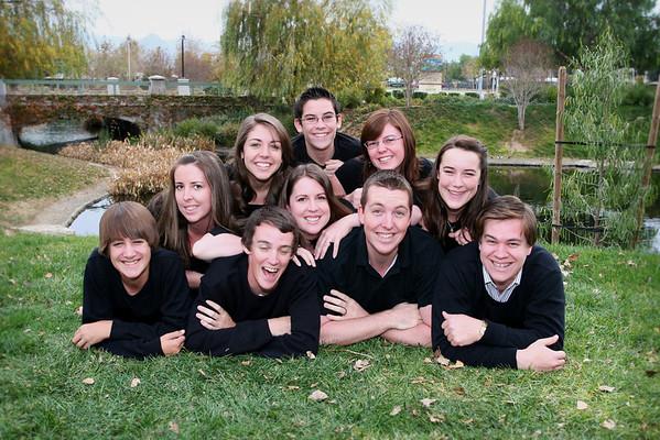 Forbush Family 2009