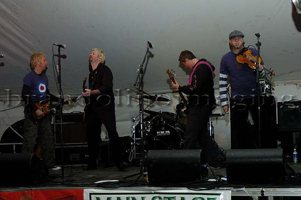 The Young Dubliners at Manhattan Irish Fest XIII
