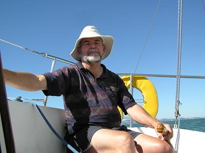 2004-11-22-J&P Em Sailing and cigars