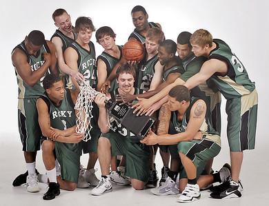 2009 RMC Basketball Team