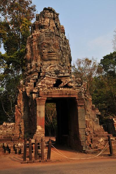 Day17 - Cambodia - Pre Rup Sunset