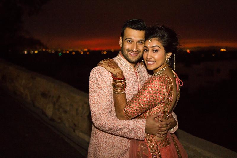 Pooja and Aalap - November 2016