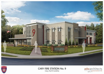 CFD Sta 9 - New Station (2018-present)