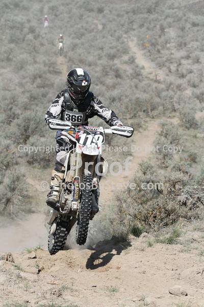 2014 Desert 100 - White Fenders