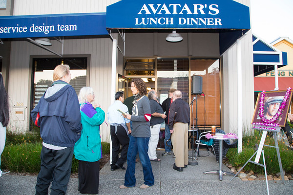 Avatar Restaurant Thanksgiving 11/23/16