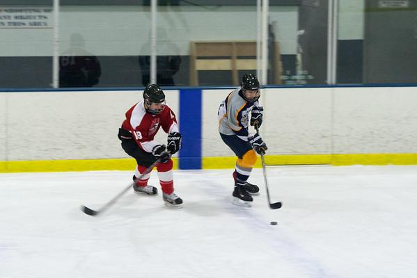 Lehigh Valley Rebels at Hatfield Ice Hawks 12-20-2014