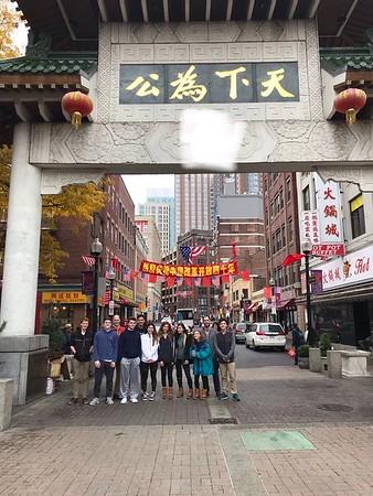 Trip to Chinatown