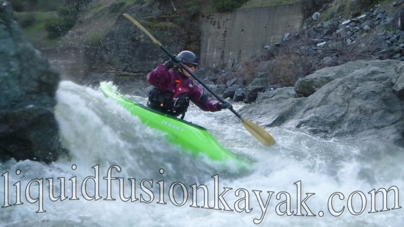 Whitewater Kayaking 2013