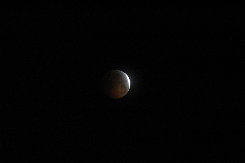 December 2010 Lunar Eclipse - 6