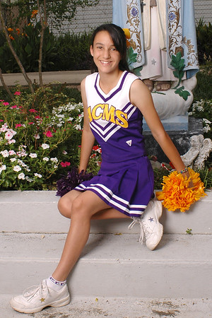 ACMS CHEERLEADERS 2008/9