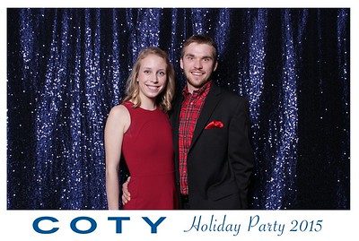 Coty Holiday Party 2015