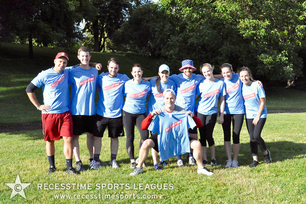 SUMMER TUESDAY SLOW PITCH 2016