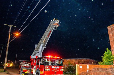 05-14-18 Coshocton FD Structure Fire