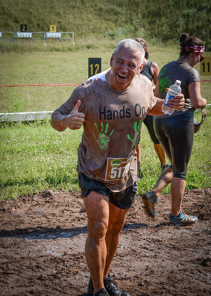 Mud Hero Run, Martock, July 6, 2013