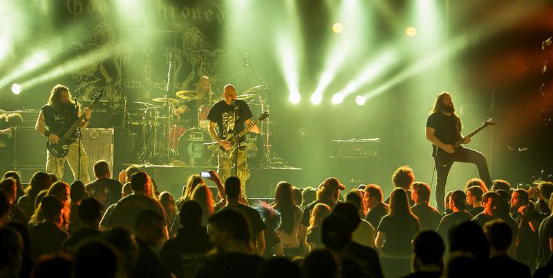 God Dethroned @ Trois-Rivieres Metalfest 2015