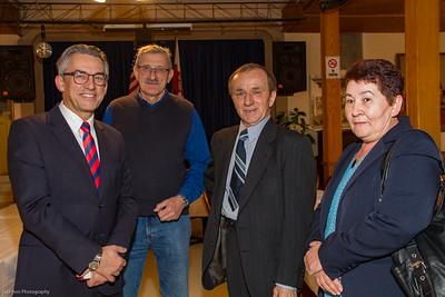 Consul General Honors Mr. Ireneusz Predki