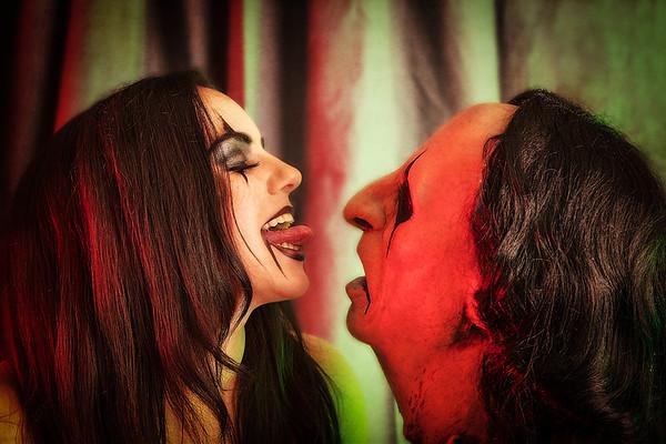Miranda Raven Alice Cooper Shoot-NSFW