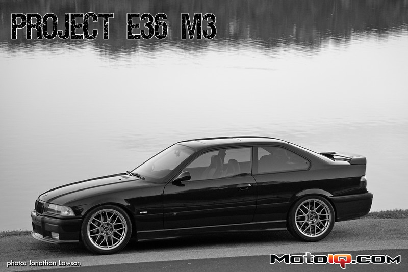 Project E36 M3 Suspension Version 1.1